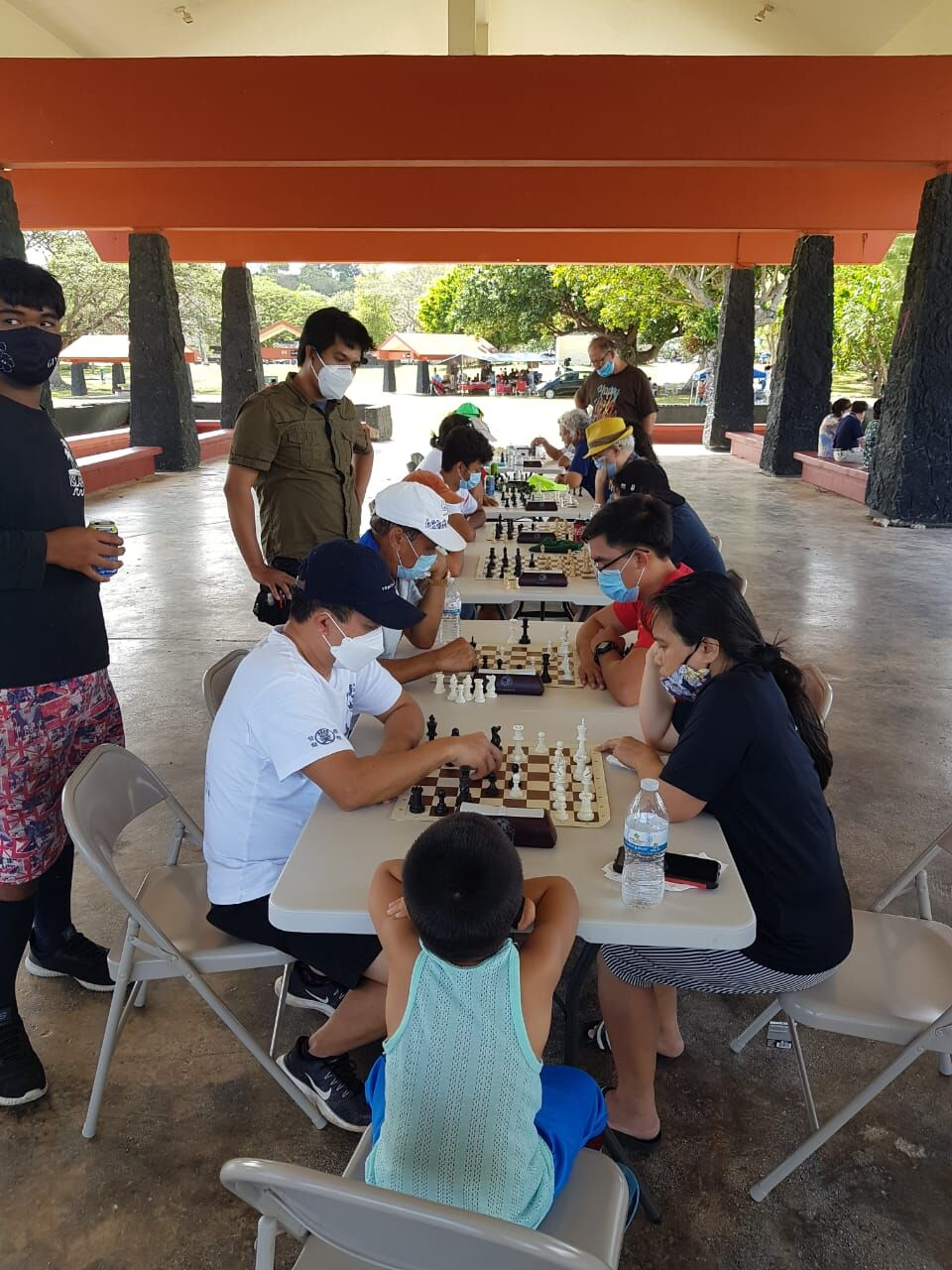 Chess federation to host tournament Oct. 3 at Ypao Beach