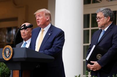 Trump drops census citizenship question