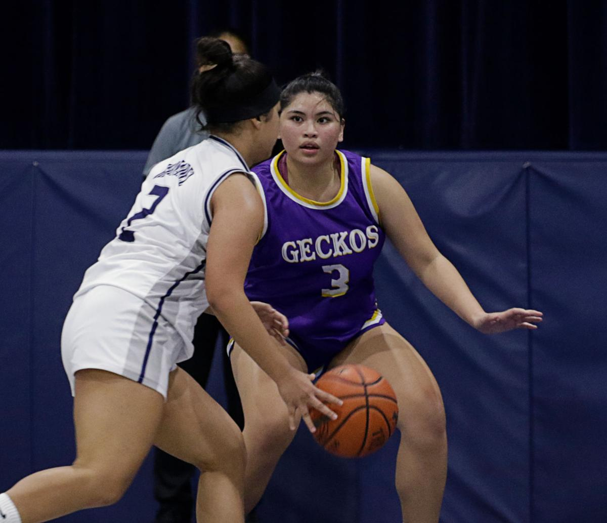 Salas, team-effort lead GW basketball over Academy