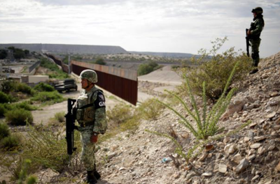 US credits Mexico, Central America for helping to reduce border arrests