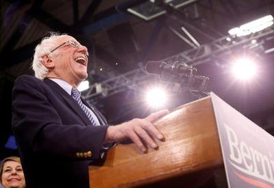 Democrats turn focus to Nevada and South Carolina after Sanders' narrow win in New Hampshire