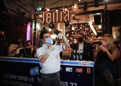 Israel: COVID sickness dropped 95.8% after both Pfizer shots