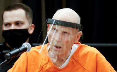 Golden State Killer pleads guilty to murders, other crimes
