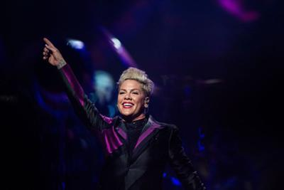 P!nk's nice challenge is perfect for today