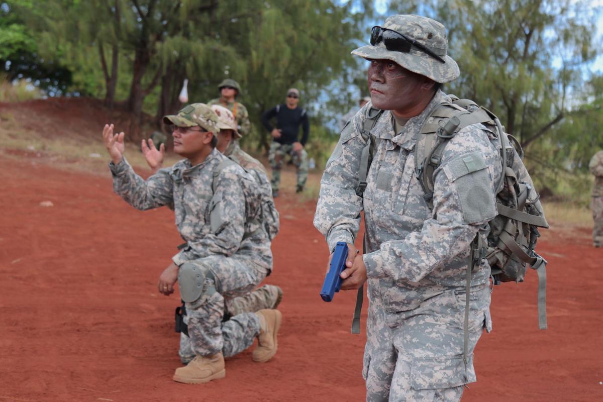 Law enforcers undergo tactical training | Guam News | postguam com