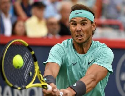 Rafa to play Medvedev for Rogers final