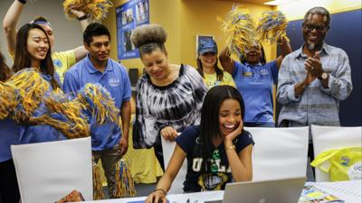 Coronavirus upends college decisions