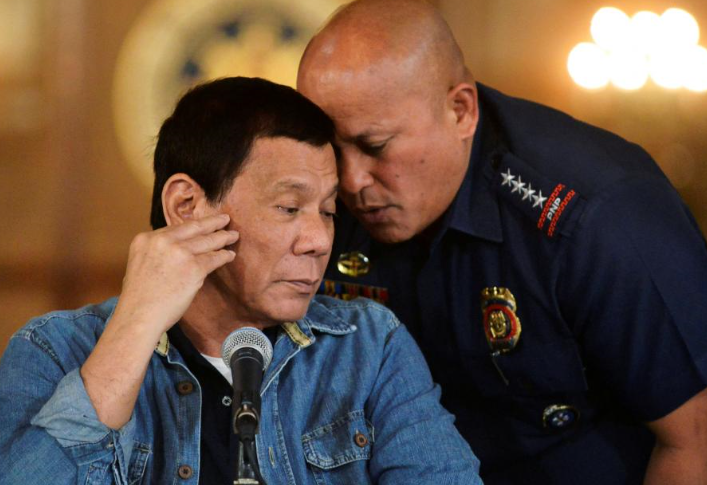 Duterte response to China alarms pro-US critics