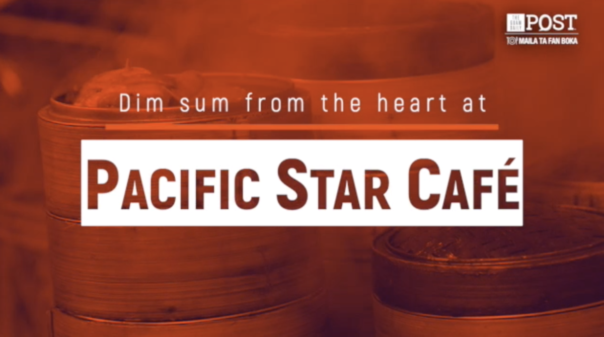 Dim sum from the heart at Pacific Star Café