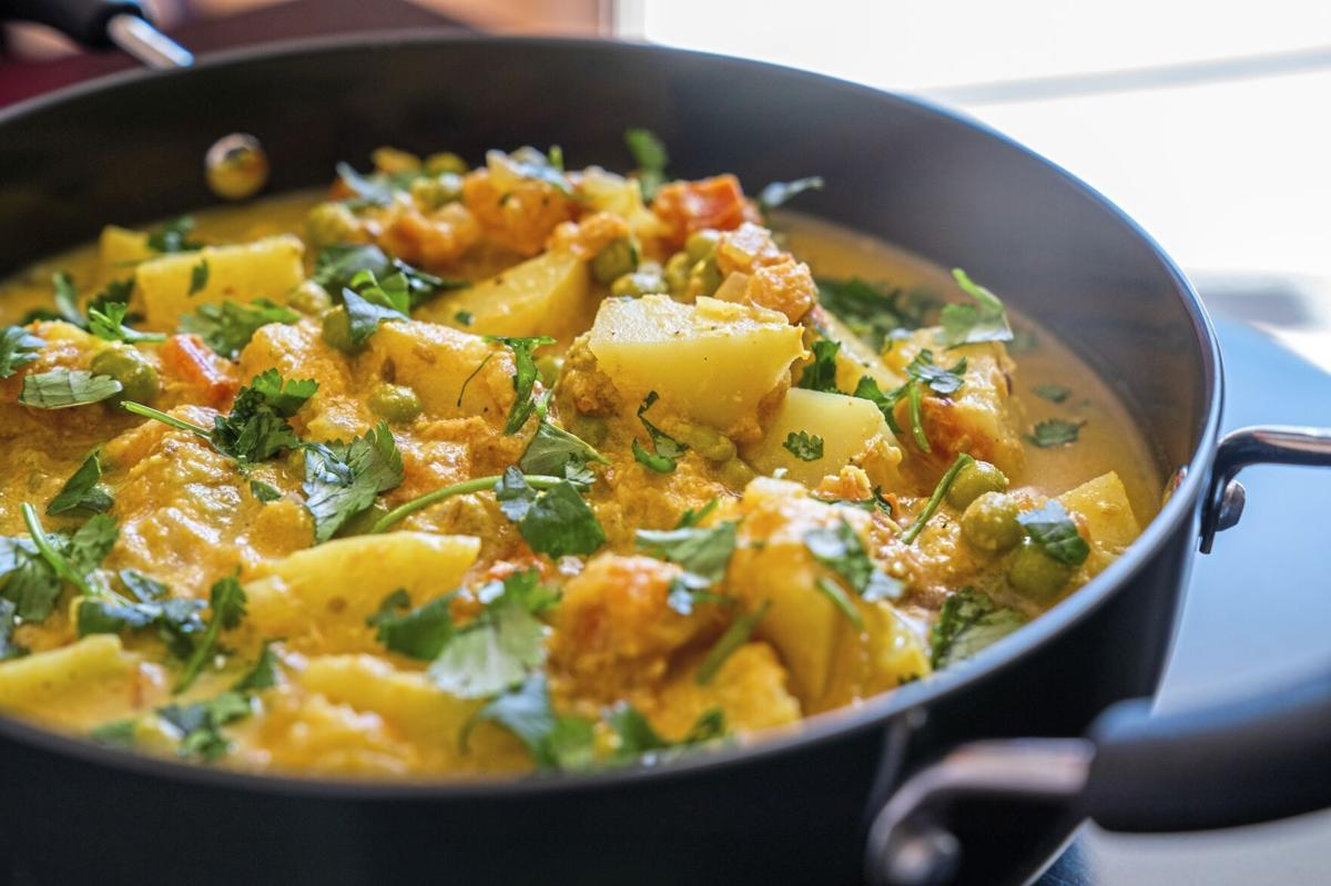 Looking beyond curry to kootu and korma