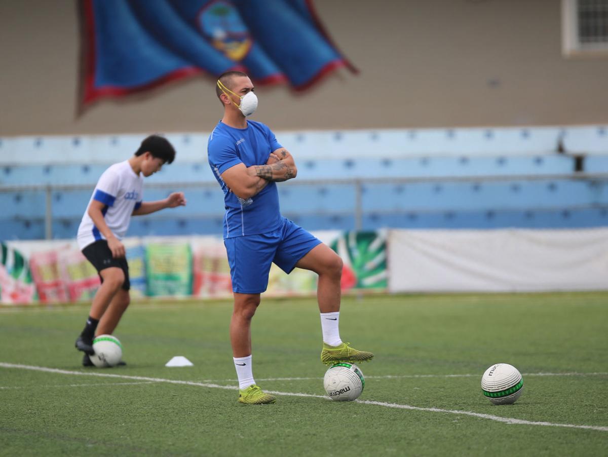 Jason Cunliffe tapped to coach Guam U17 national team