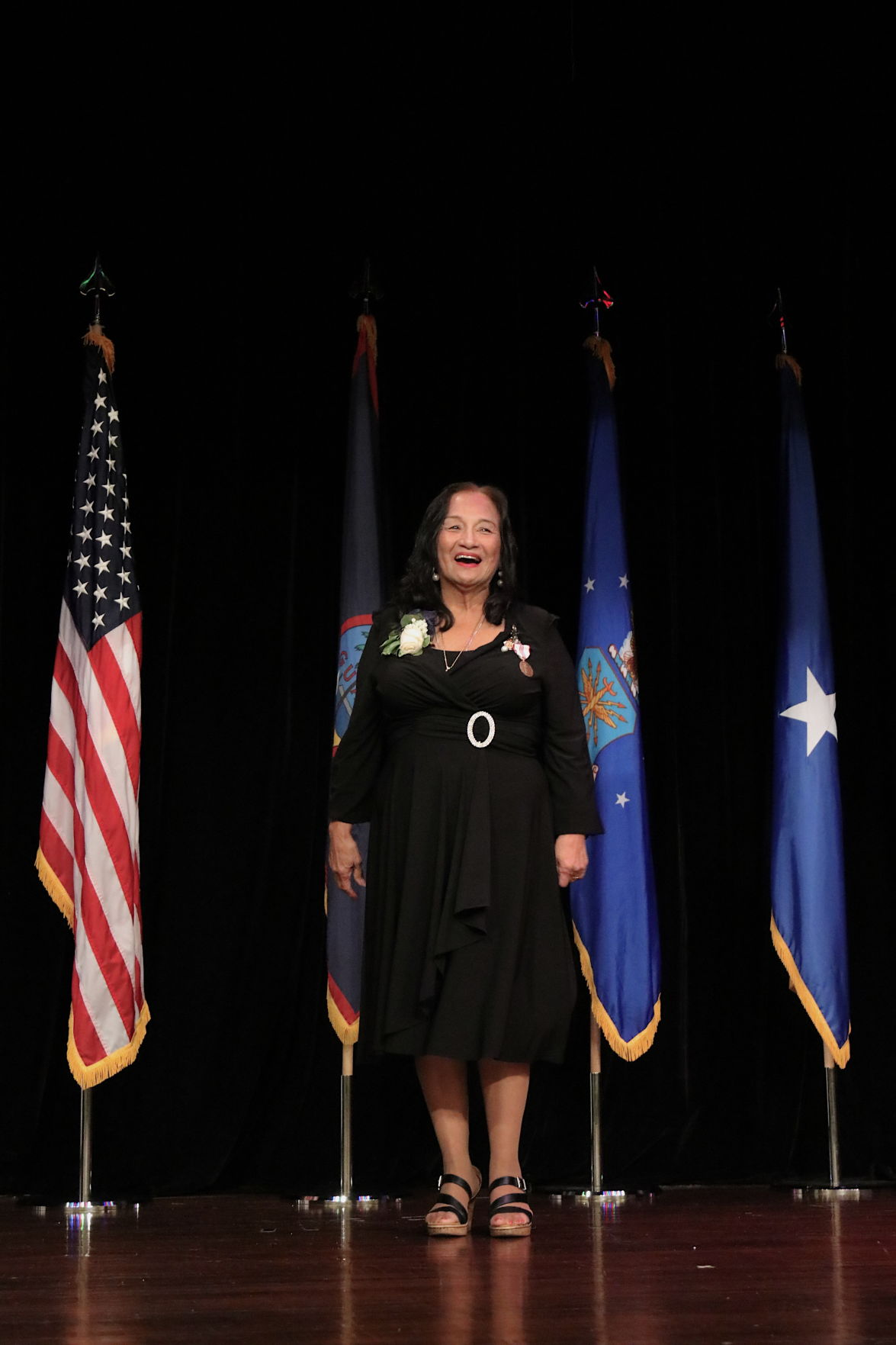 Air Force honors Martratt for life's work