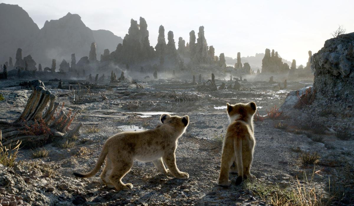 'The Lion King' remake stumbles
