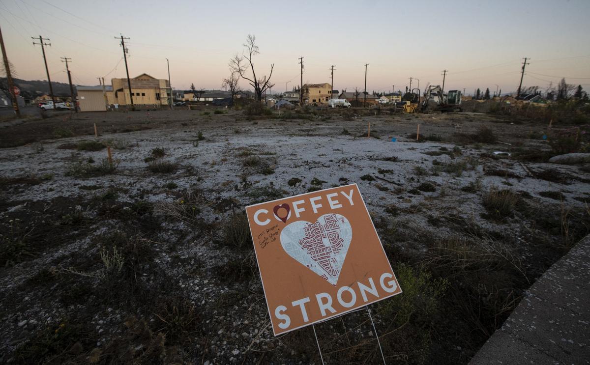 Developers eyeing fire-devastated city