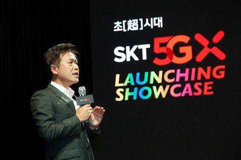 South Korea's SK Telecom launches 5G