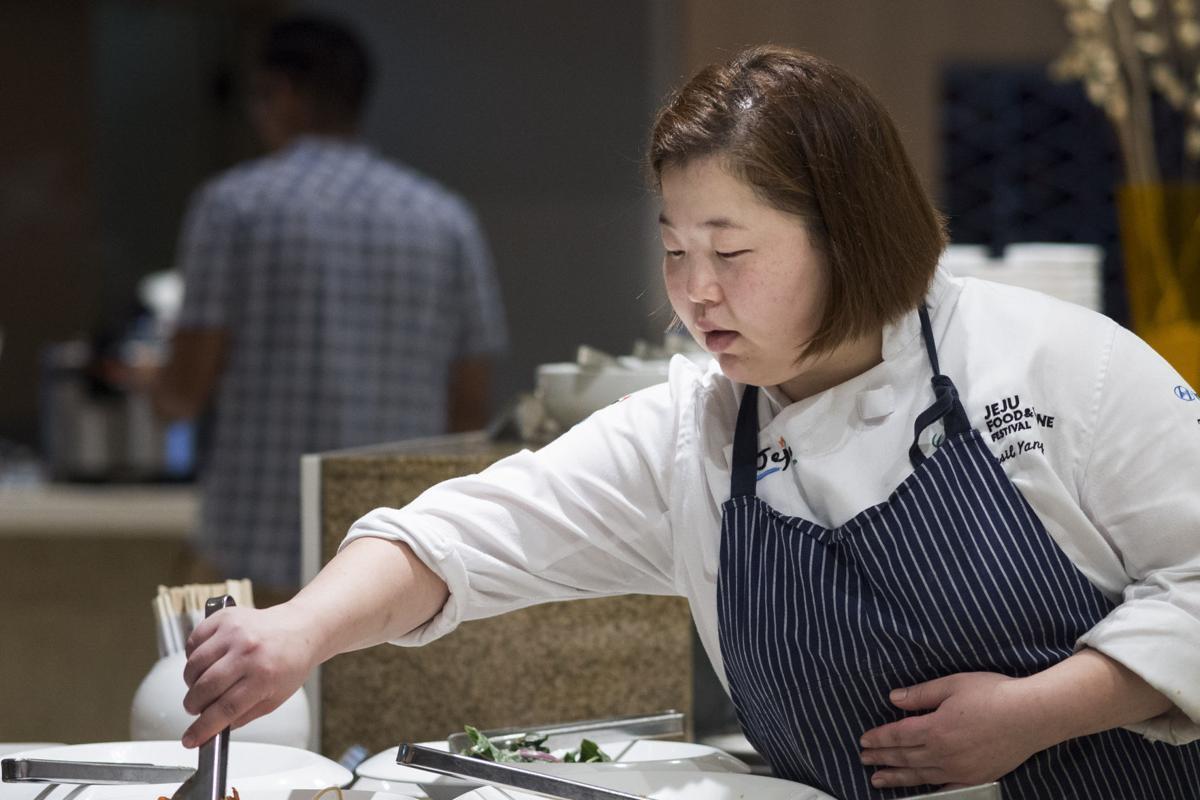 Chef Yang Hoon Sil