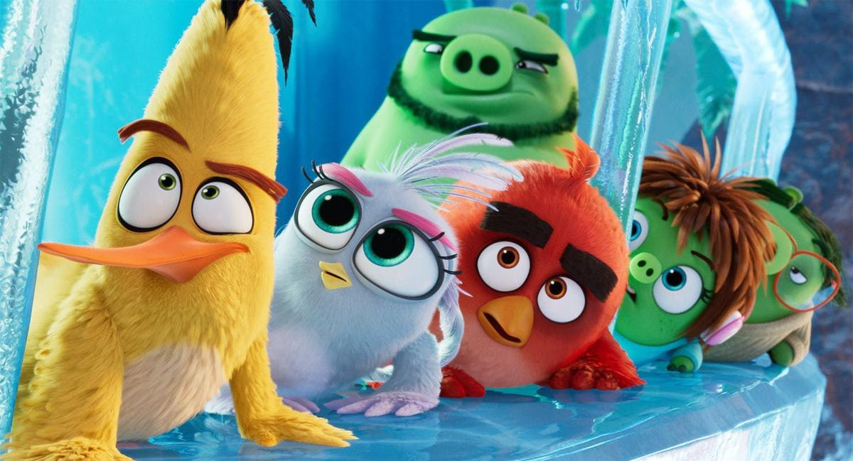 Angry Birds 2 Is Better Than You Think Movies Postguam Com