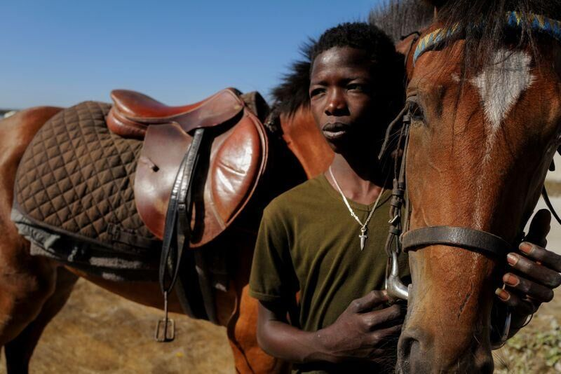 Senegal's savannah jockey dreams of international glory