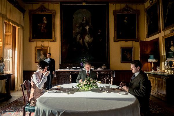 'Downton Abbey' movie based on British show is an overstuffed guilty pleasure