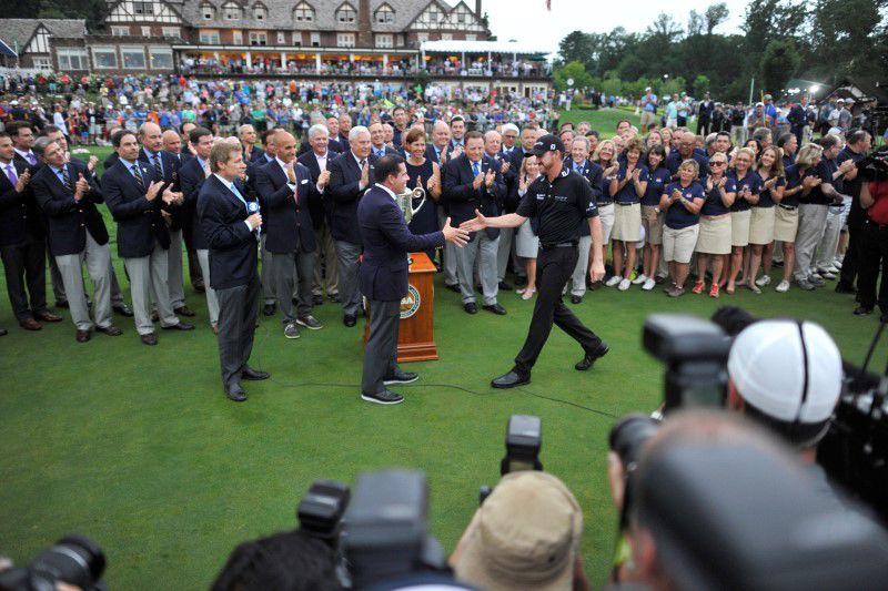 PGA Championship - Sunday Round