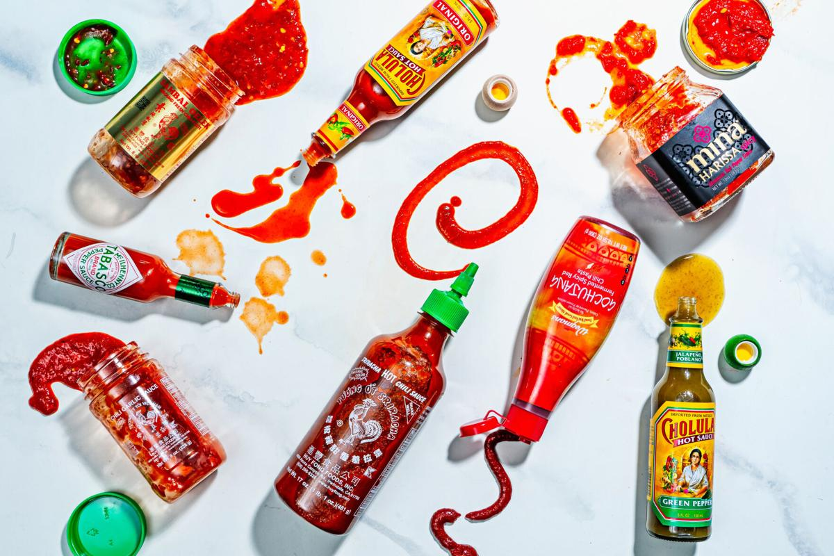 A guide to hot sauce with tips on using 8 common styles