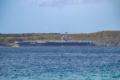 Navy to quarantine sailors in hotels