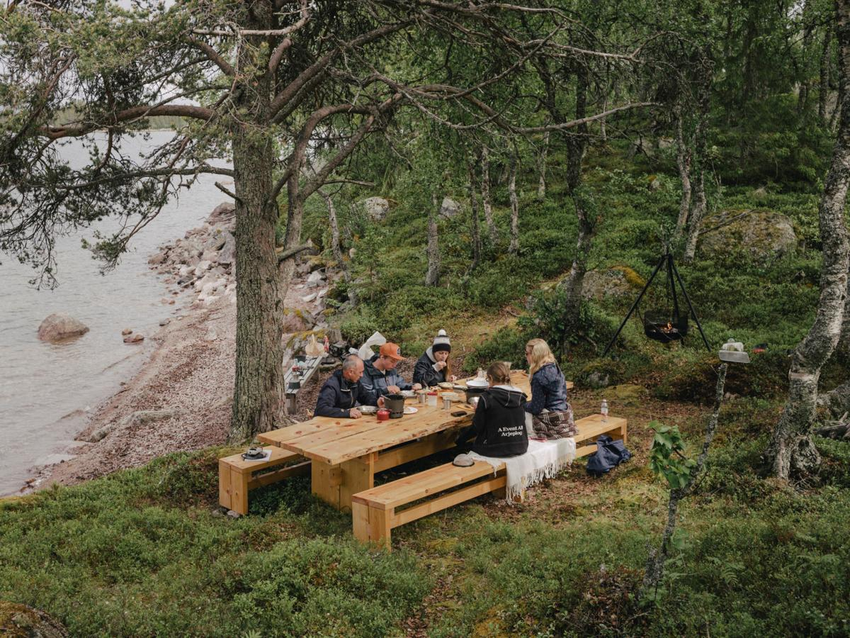 Forest to table