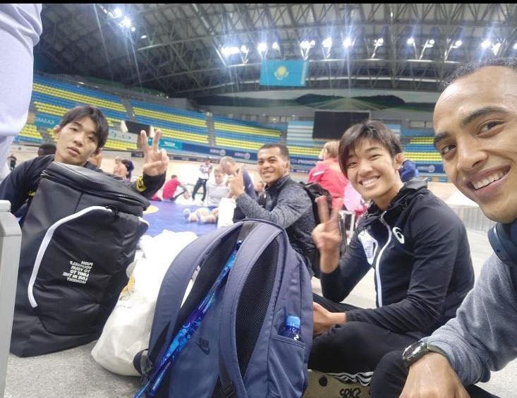 Guam wrestlers gear up world championships -2