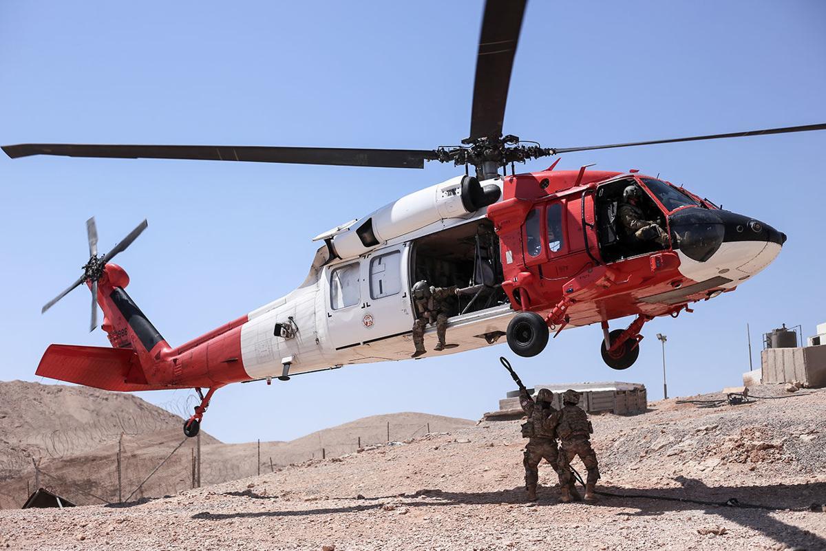 Guam Guardsmen continue mission in Egypt