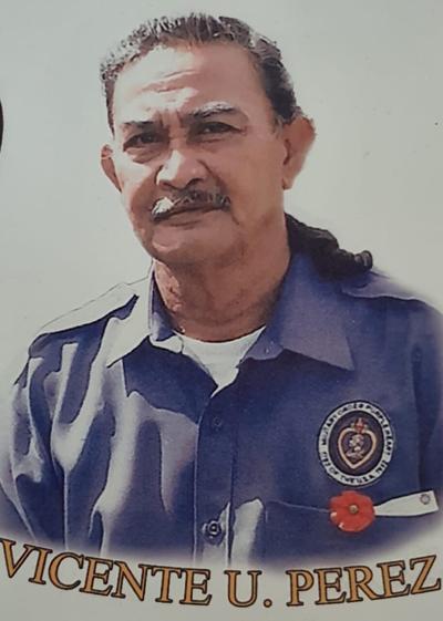 Vicente Ungacta Perez