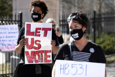 Corporate leaders planning new push against voting restrictions