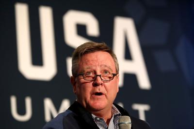 Senators propose USOC reform