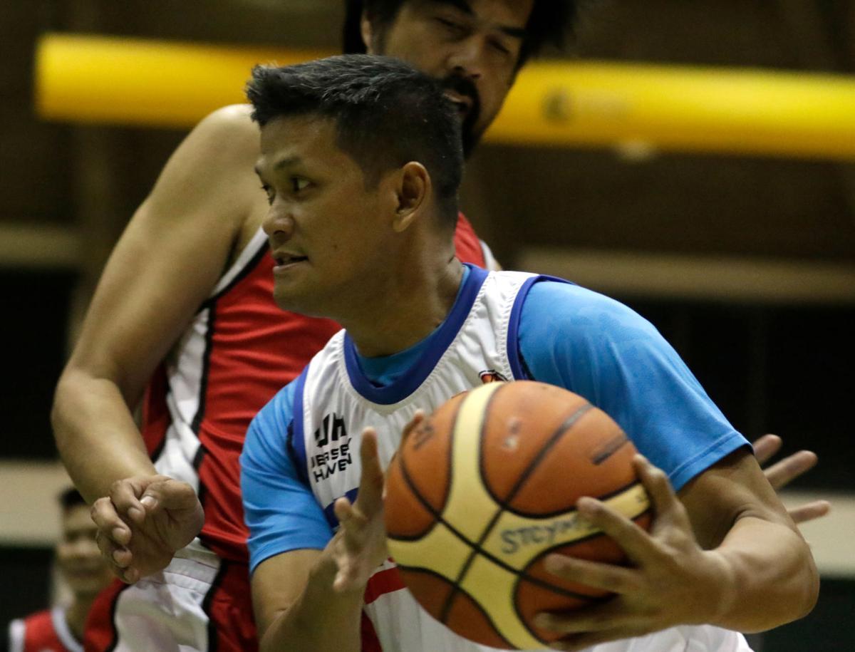 PBA legends entertain Guam fans
