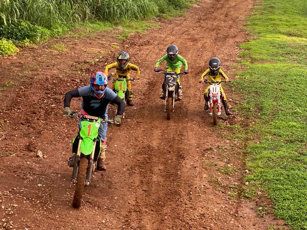 Racing, kids fuel Aguon's drive