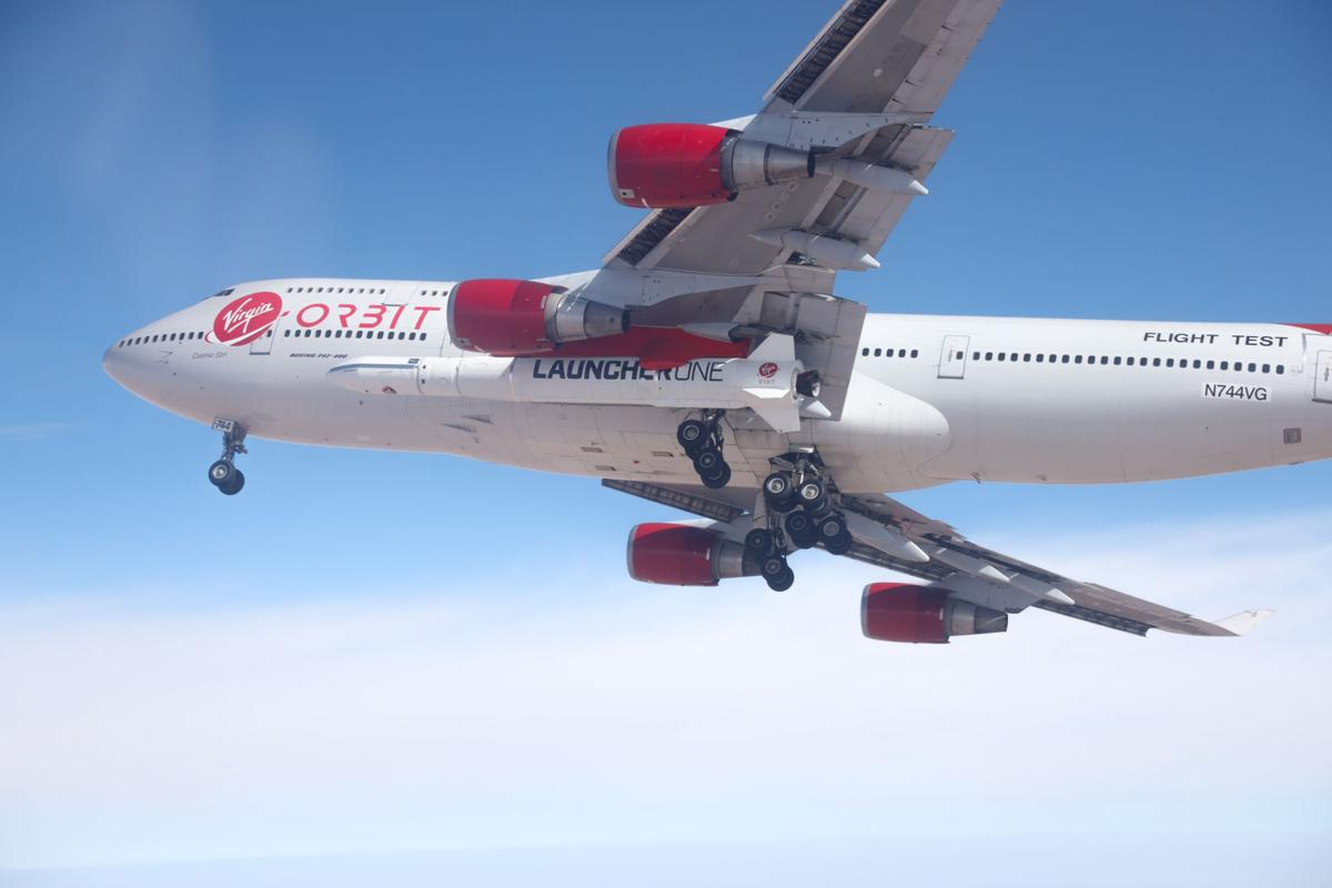 Airport authority in talks with Virgin Orbit to launch