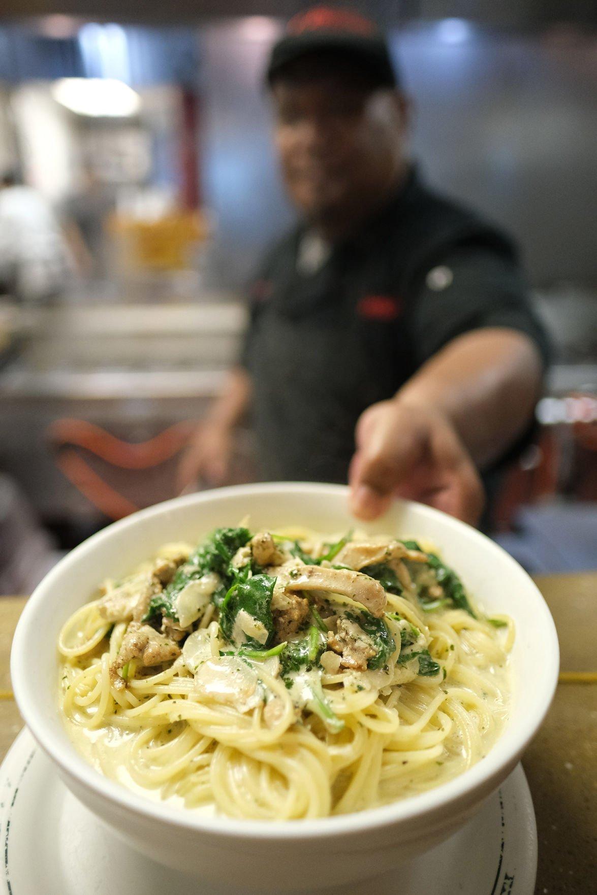 Capricciosa Ristorante Italiano: A Japanese chef's Italian legacy continues to please
