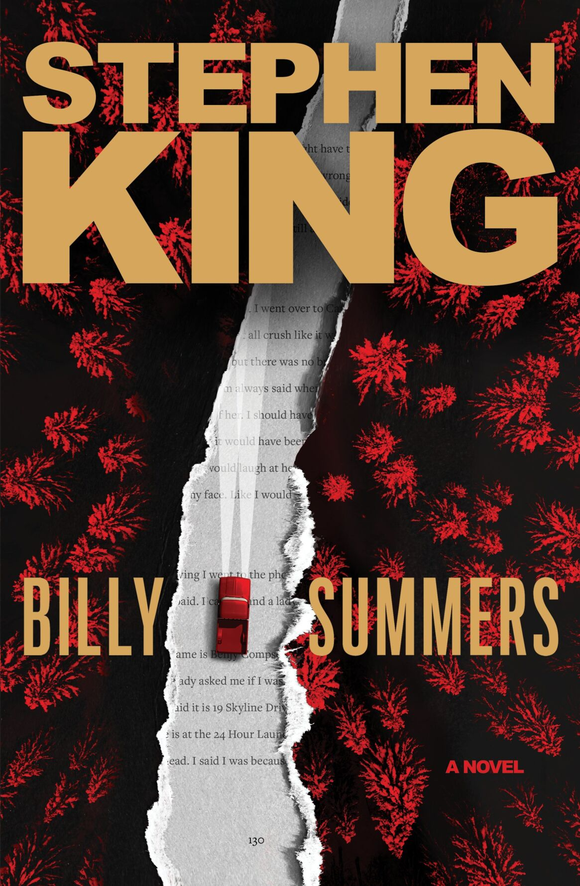 King's 'Billy Summers' delivers on big payday