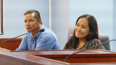 Teacher wins job back after misconduct plea