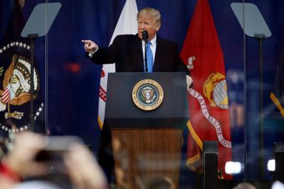 Trump's tax returns set up historic showdown