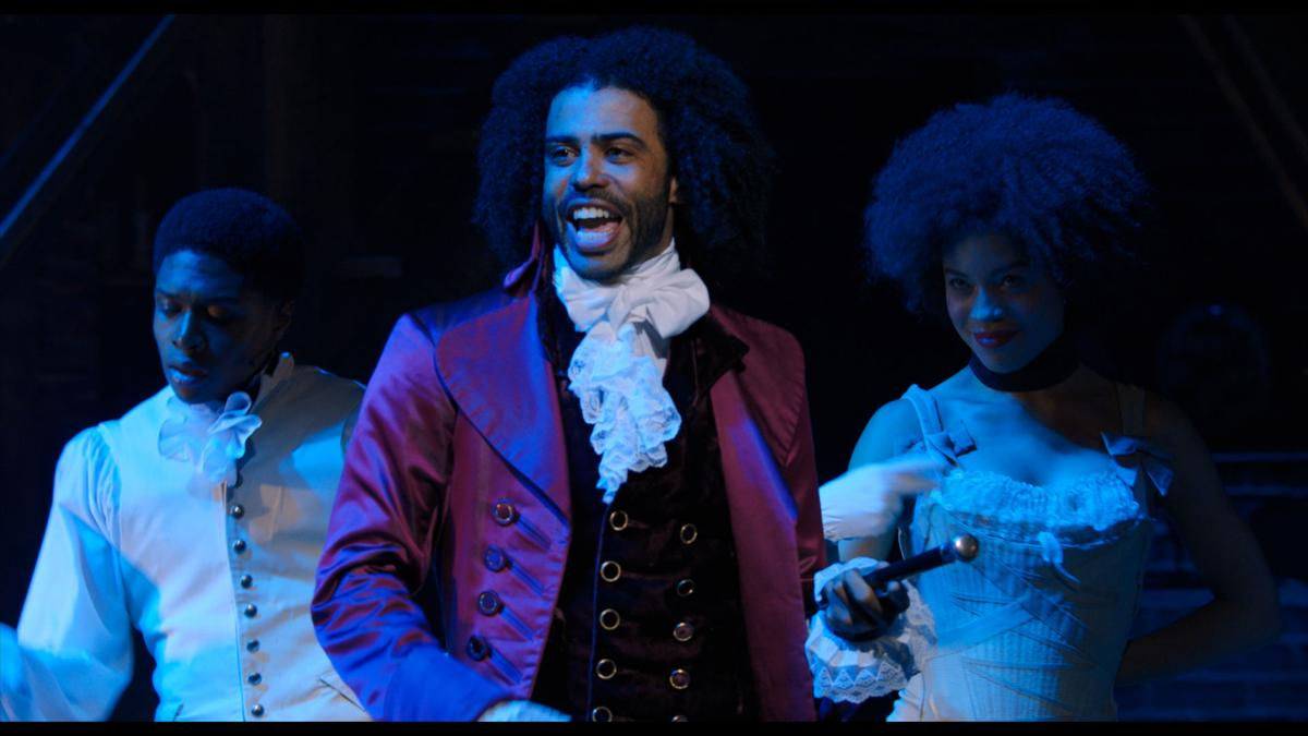 TV debut of 'Hamilton' looms large for theater buffs