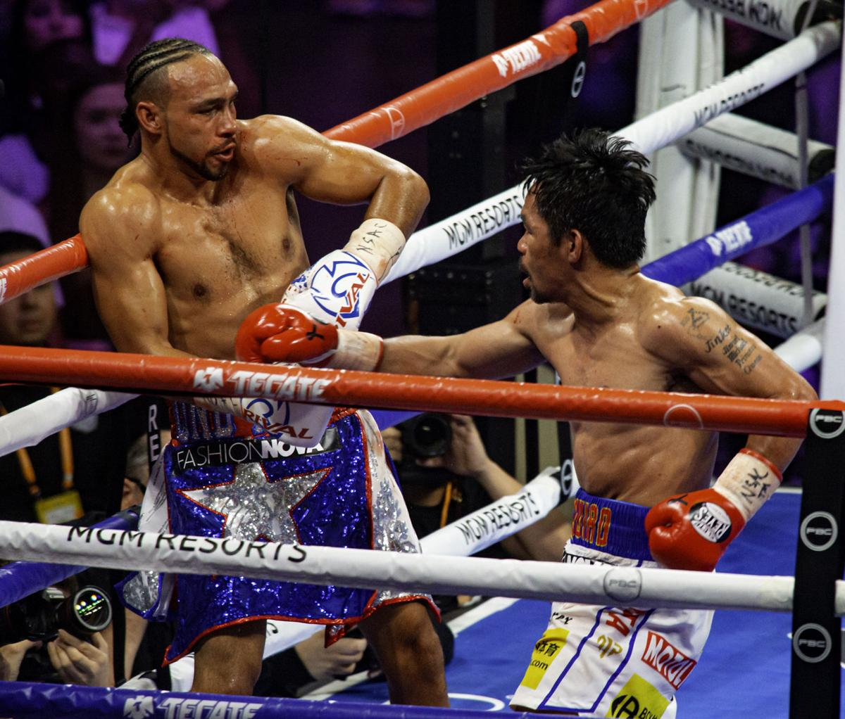 Where will Pacquiao go from here?