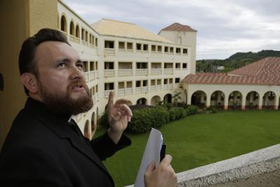 Seminary to close; compound up for sale