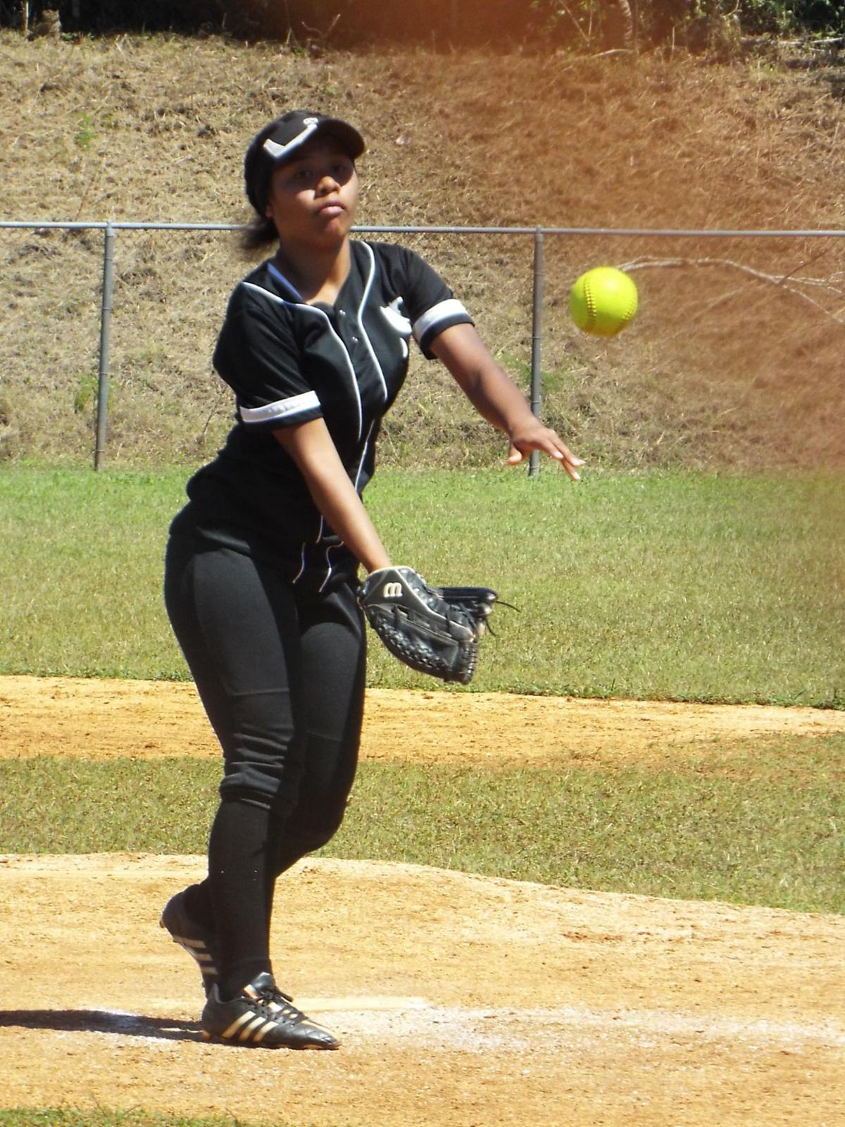 Islanders, sharks softball stave off elimination