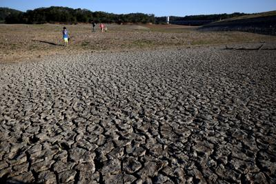 California drought has moved up wildfire season, PG&E says