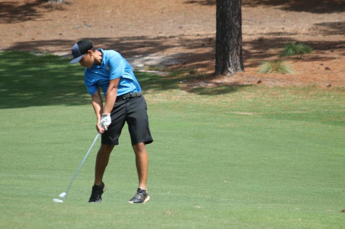 Top junior golfer Ivan Sablan exercises creativity in PCOR1