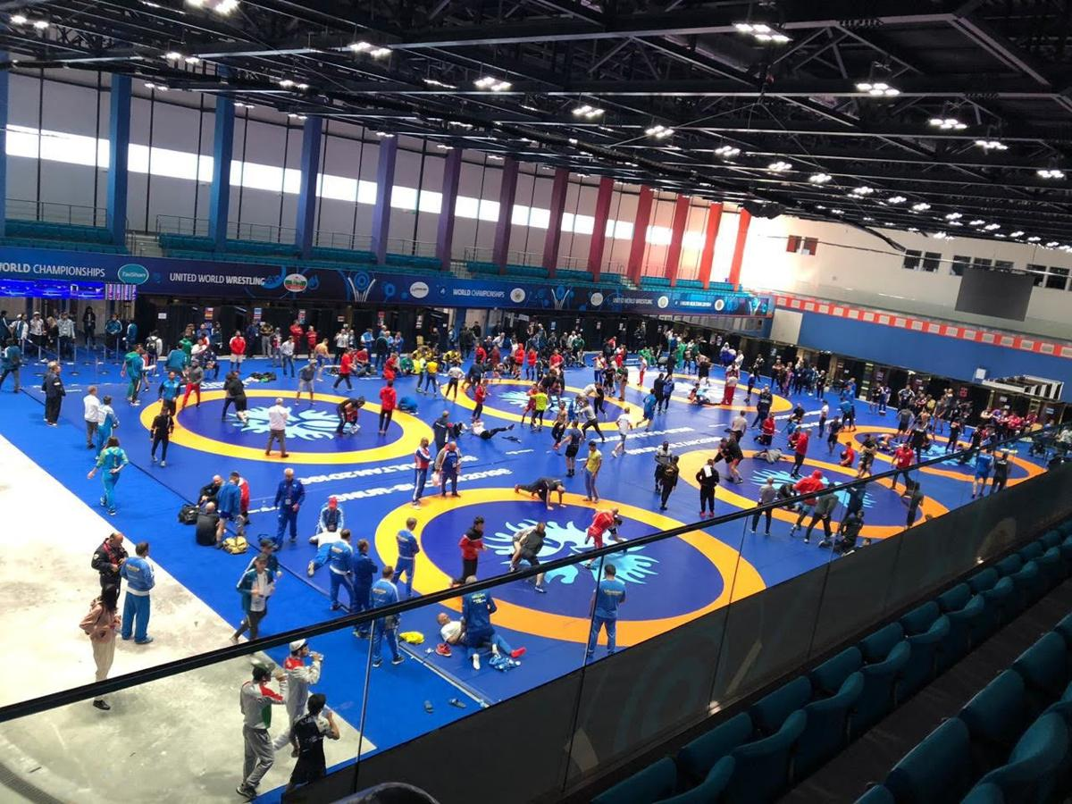 Guam wrestlers gear up for world championships