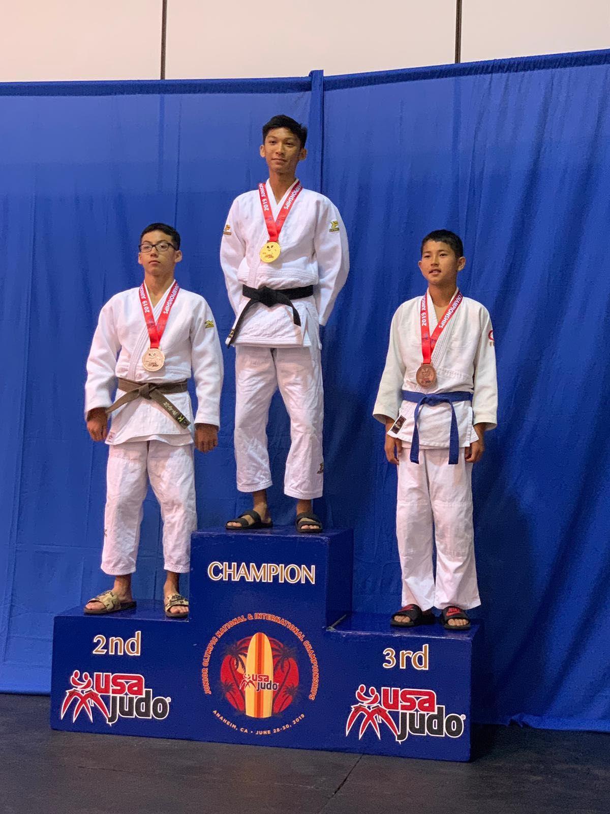 Escaba earns 2 medals at USA Judo   Guam Sports   postguam com