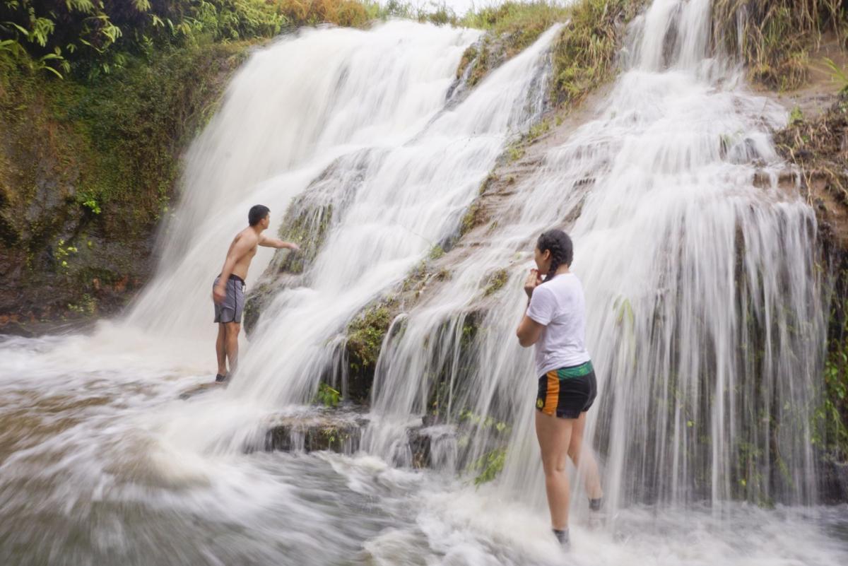 Tinago Falls: Guam's own Garden of Eden