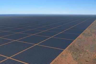 Going big in the Outback: Australians have $16B plan to beam solar energy onto Asia's power grids
