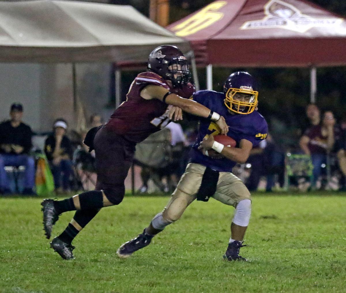 Governor: No interscholastic sports yet